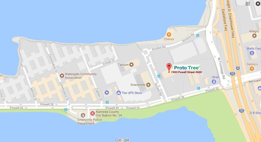 Google Map Proto Tree Llc Factory